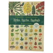 Birke, Buche, Baobab. Bäume und Sträucher aus aller Welt