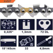 X-Cut SP33G / 45