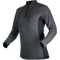 Zipp-Neck Shirt