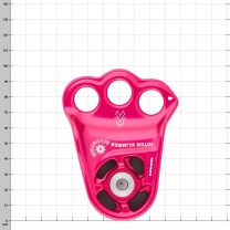 Pink Hitch Climber Eccentric