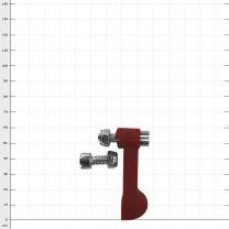 Helium Schraubenset Teleskopverschluss